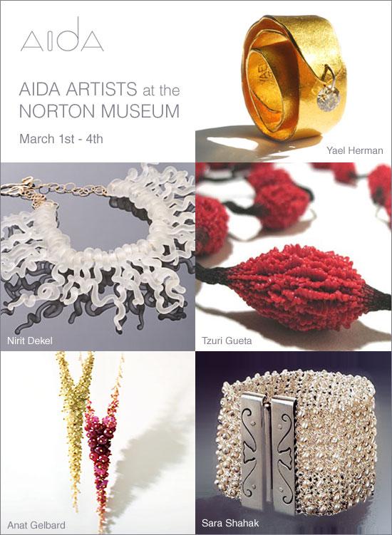 Aida Artists at Bijoux